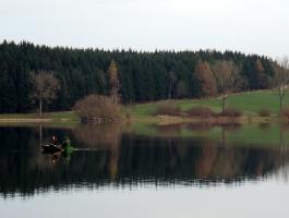 Kirnbergsee im Herbst_5