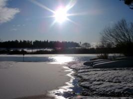 Kirnbergsee im Winter_11