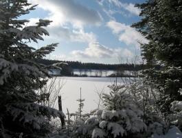 Kirnbergsee im Winter_15