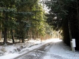 Kirnbergsee im Winter_2