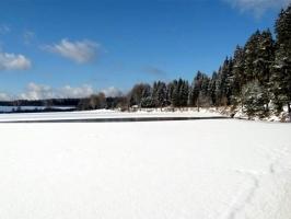 Kirnbergsee im Winter_4