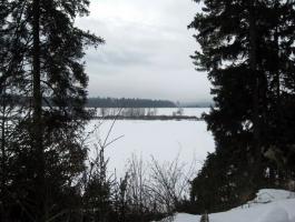 Kirnbergsee im Winter_5